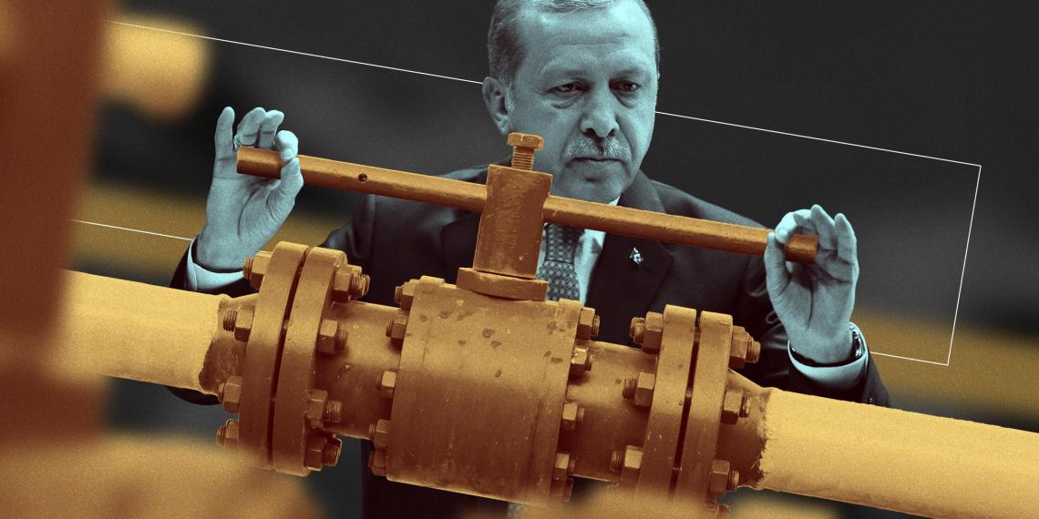 Мимо потоков: как Турция сама избавляется от российского газа и пытается избавить от него ЕС