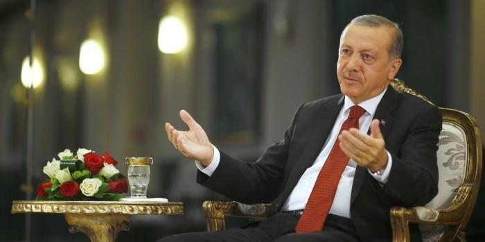 Эрдоган попросит Путина быстрее снять санкции с Турции