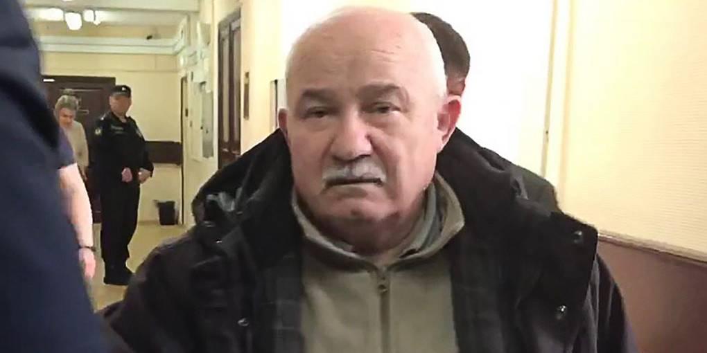 Арестованный за госизмену пенсионер утверждает, что изобличал иностранную разведку