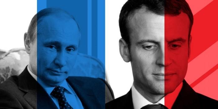 Смотрины в Версале: кому больше был нужен визит Путина во Францию
