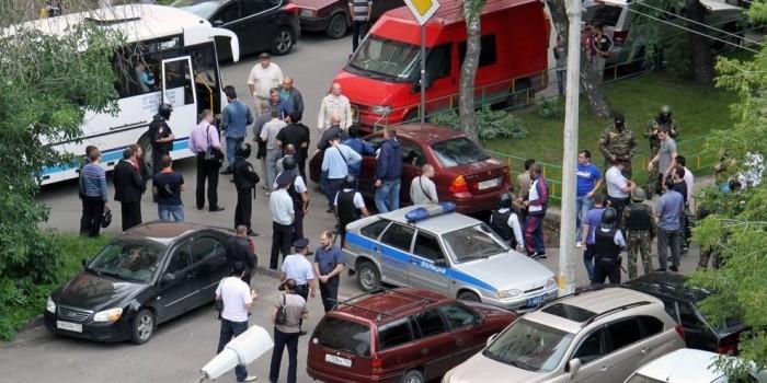 """СМИ: в Балашихе задержали вербовщиков """"Исламского государства"""""""