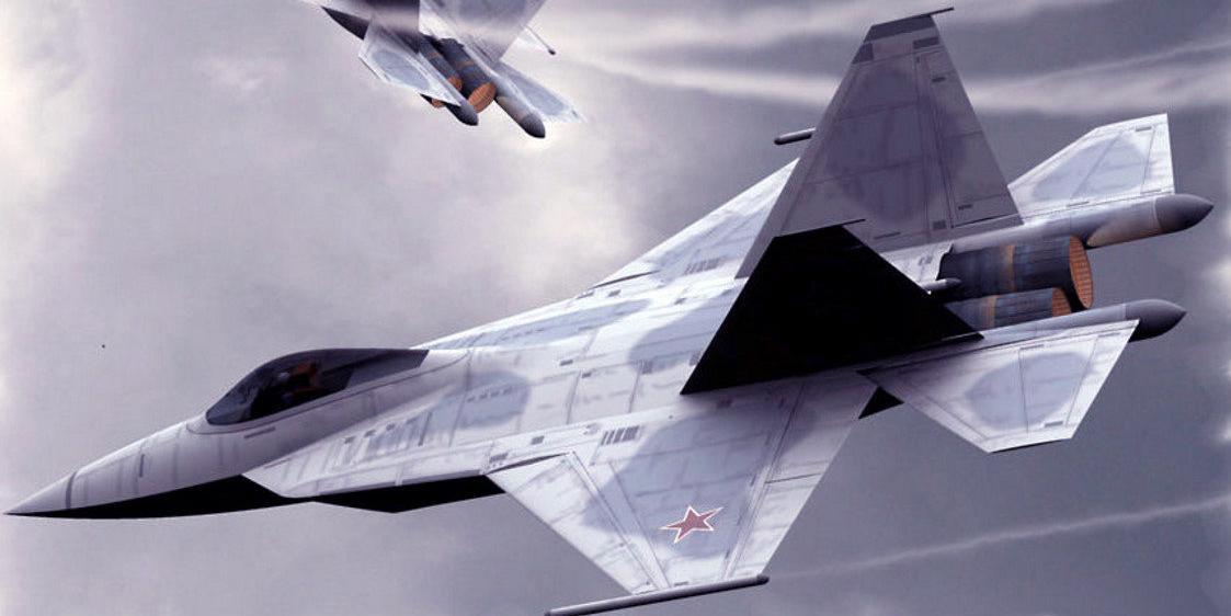Су-57 оснастят принципиально новыми электродвигателями