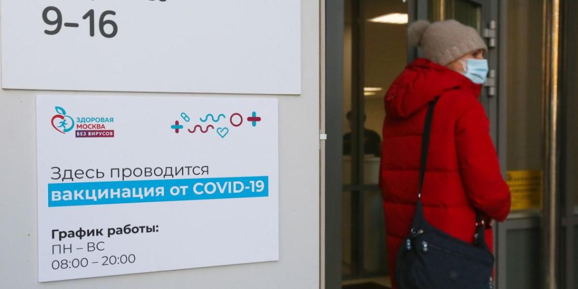 Пункты вакцинации в Москве будут работать в обычном режиме в майские праздники