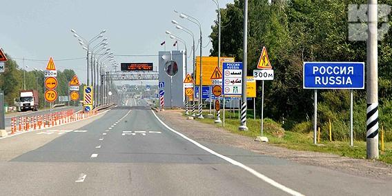 Россия и Белоруссия закрыли свою границу для иностранцев