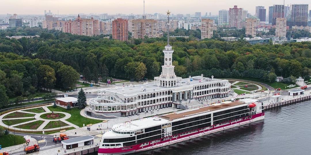 Собянин в день рождения Москвы открыл ее жемчужину - Северный речной вокзал