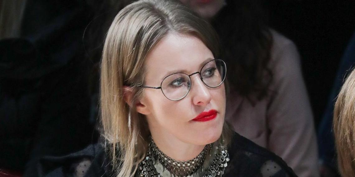 Собчак отреагировала на угрозы Хабиба Нурмагомедова в адрес Макрона