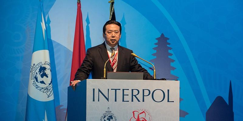 Президент Интерпола уехал в Китай и пропал