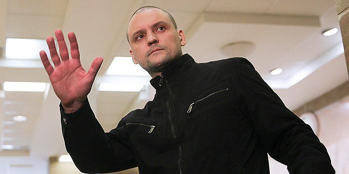 Удальцова госпитализировали из спецприемника на 5-й день голодовки