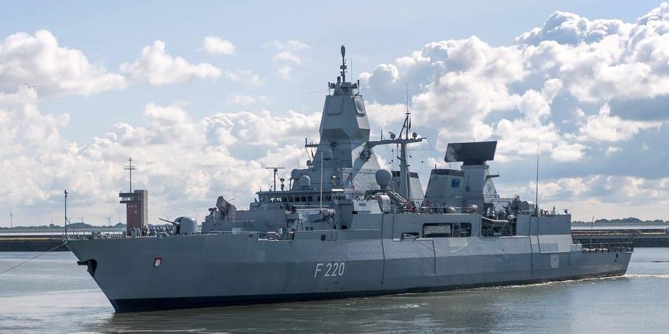 Турция не дала немцам проверить судно на запрещенные поставки оружия Ливии
