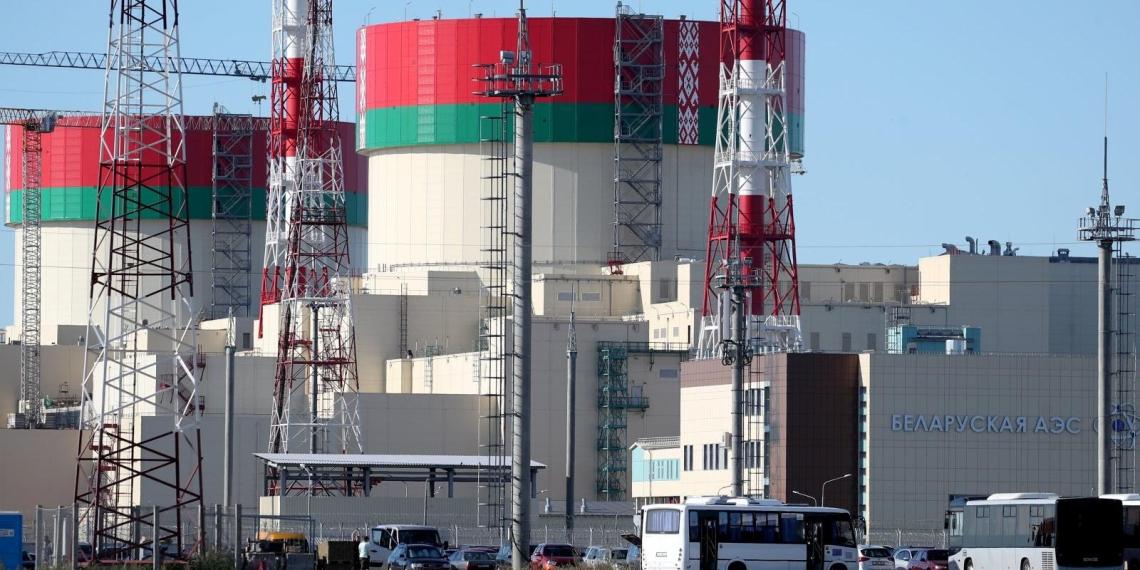 В БелАЭС загрузили ядерное топливо