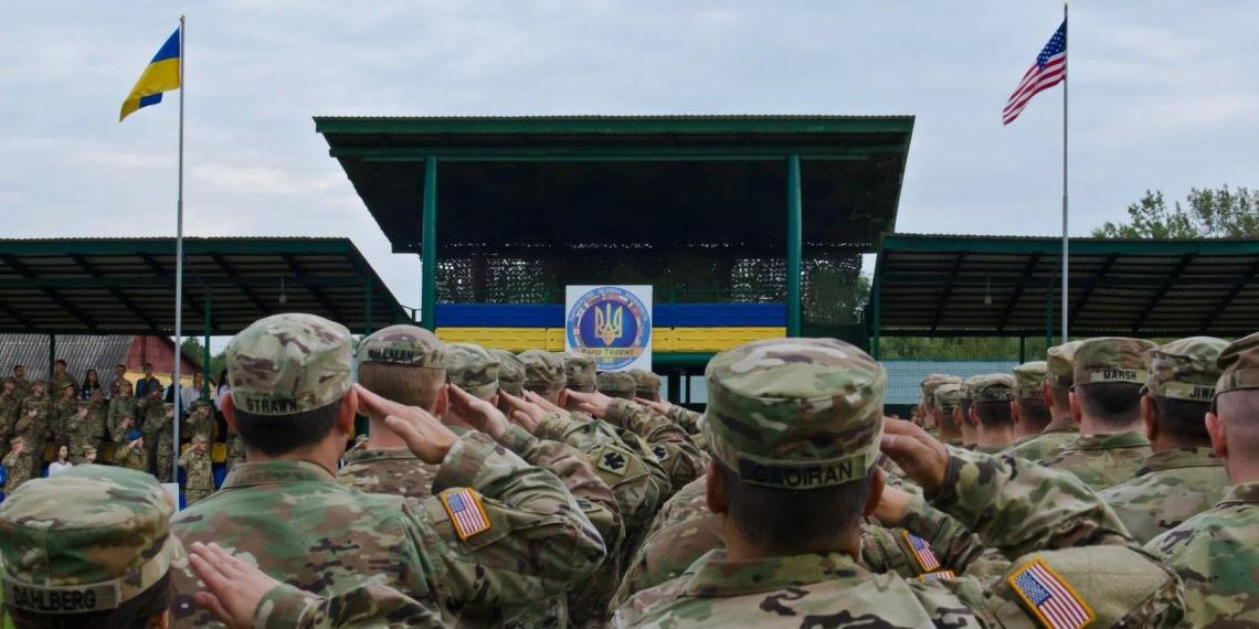 На Украине нашли мертвым американского военного инструктора