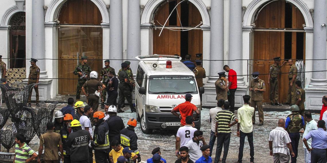 Совладелец Asos потерял трех детей при взрывах на Шри-Ланке