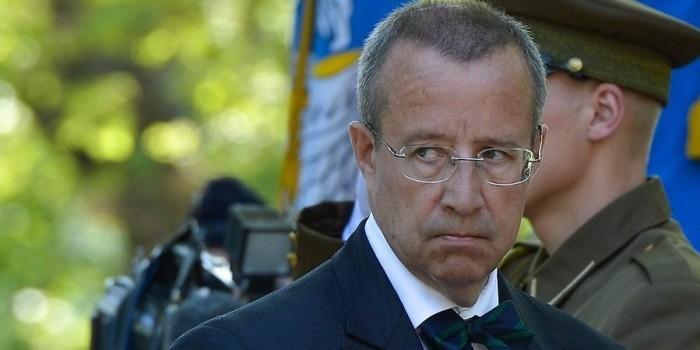 Президент Эстонии не поддерживает помощь Греции из-за ее позиции к РФ