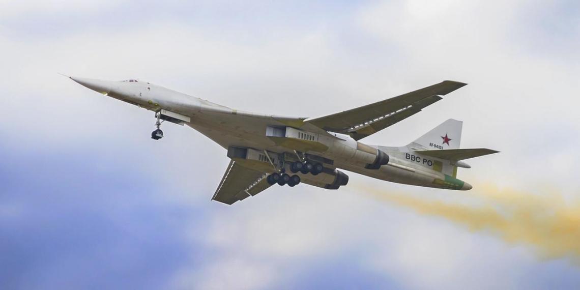 В России проведут испытания обновленного бомбардировщика Ту-160М