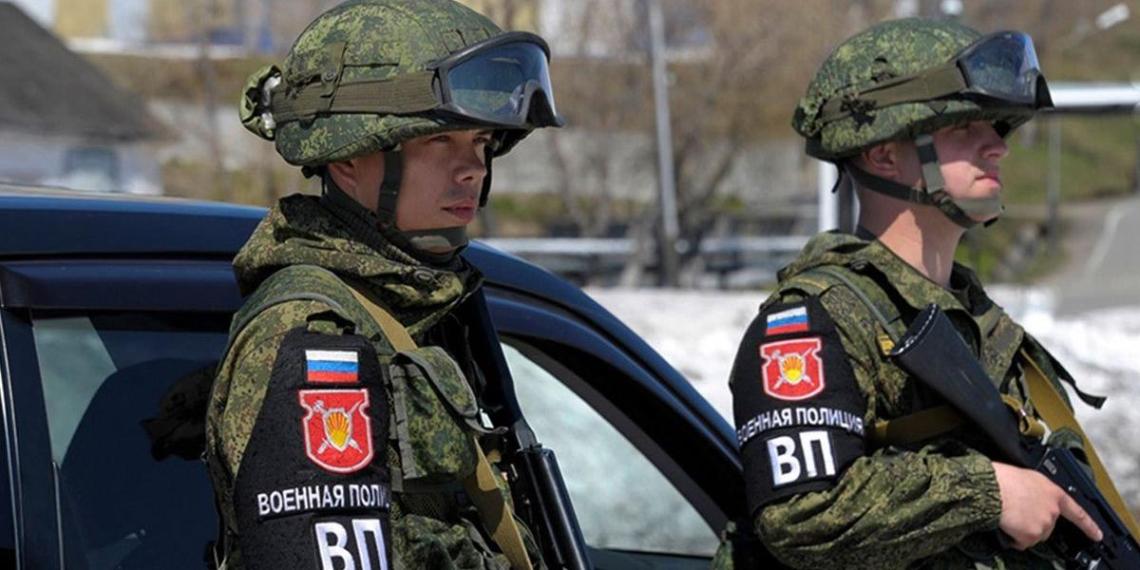 """Российская военная полиция начала занимать стратегическое шоссе """"Алеппо - Дамаск"""""""