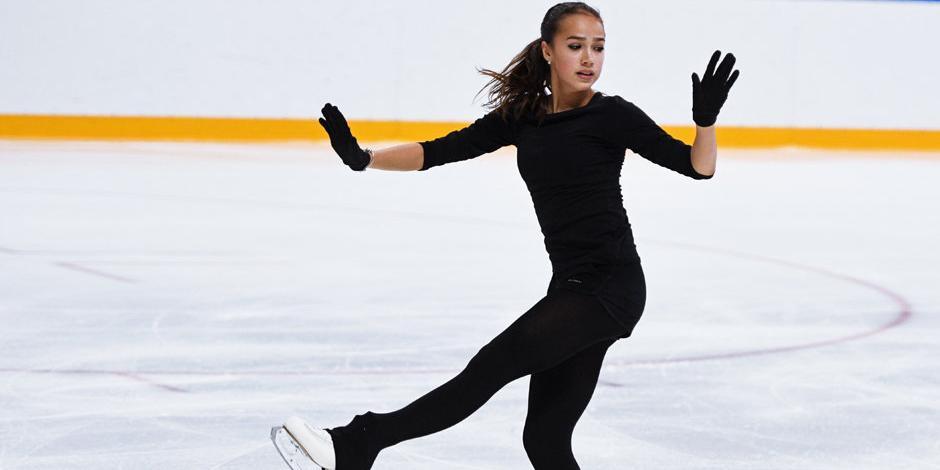 Допинг-офицеры WADA сорвали тренировку российской фигуристки Загитовой