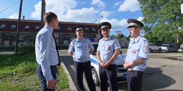 В Смоленске судят инспекторов ГИБДД, остановивших прокурора