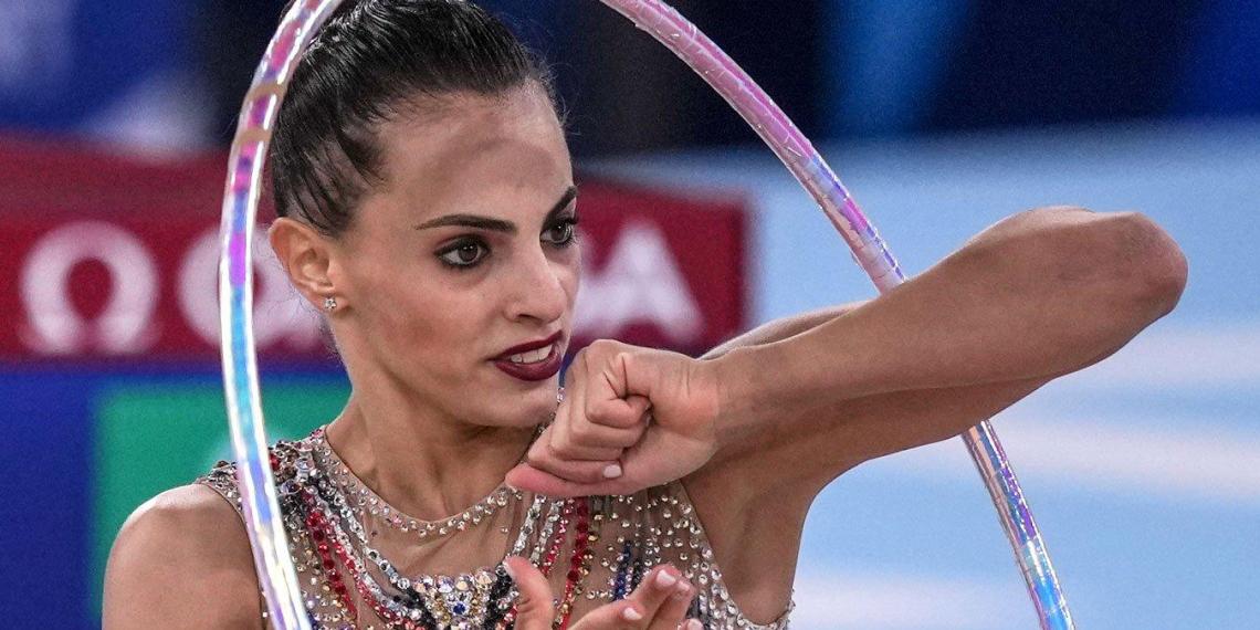 Израильская гимнастка Линой Ашрам прокомментировала свою победу над россиянкой Диной Авериной