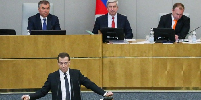 Медведев рассказал о росте экономических показателей России