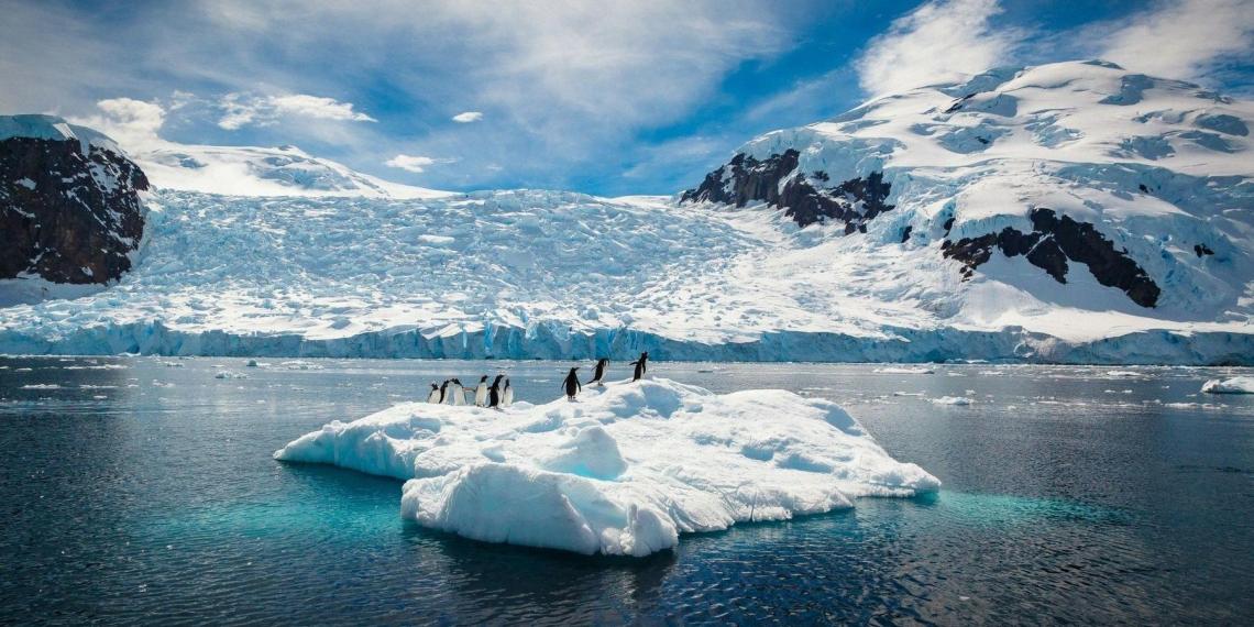 В Антарктиде нашли спасение мира от затопления