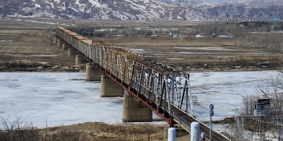Северная Корея проспонсирует строительство моста в Россию