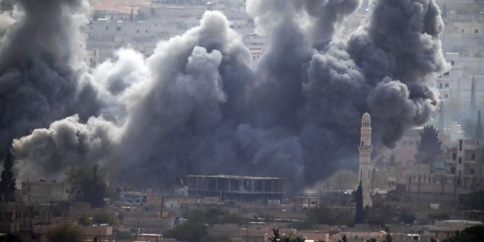 США снова нанесли удар по сирийской армии и потребовали отступления