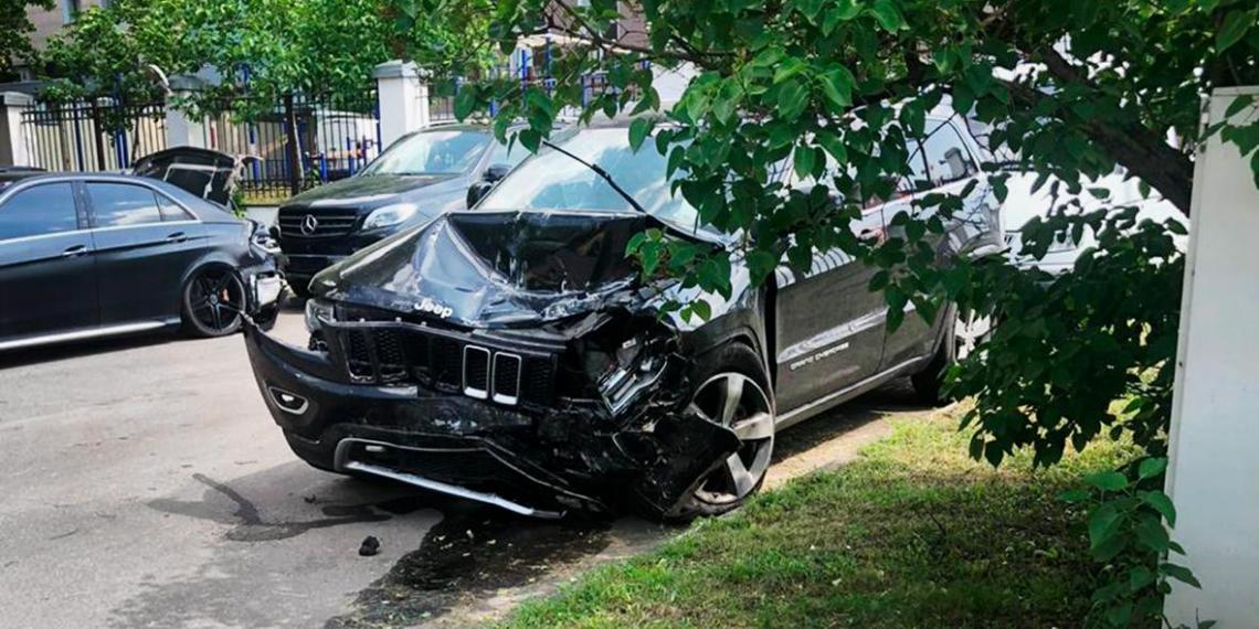 СМИ: в машине Ефремова нашли гашиш и следы постороннего человека