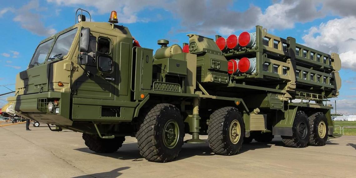 Минобороны определилось с поставками новейших ЗРК С-350 в войска