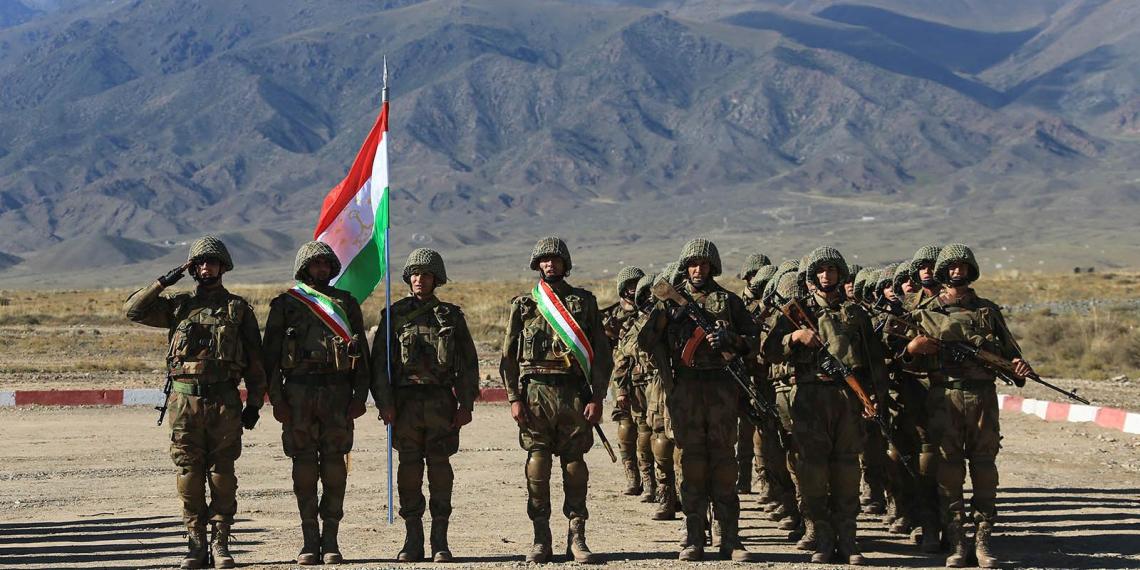 Таджикистан готовится к мобилизации из-за напряженности на границе с Афганистаном