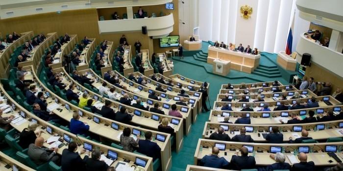Совет Федерации назначил треть нового состава ЦИК