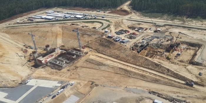 Генпрокуратура обнаружила массовые нарушения при строительстве космодрома Восточный