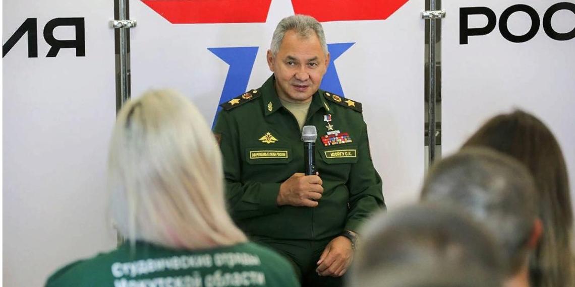 """Шойгу призвал не допустить """"повторения 1990-х"""""""