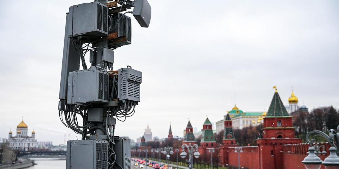 Российская 5G-сеть поставила европейский рекорд по скорости