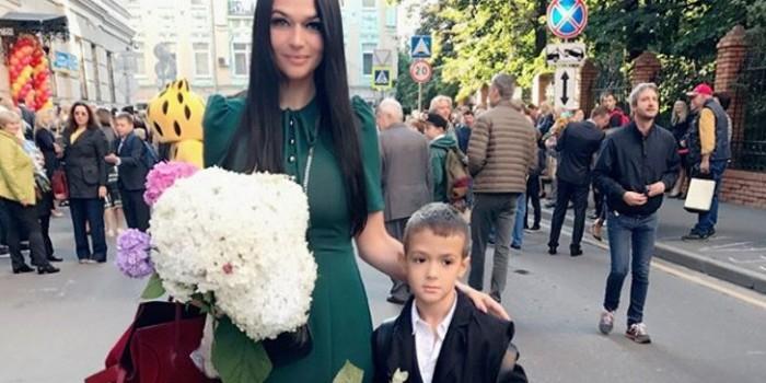 Снова в школу: как российские звезды провели 1 сентября
