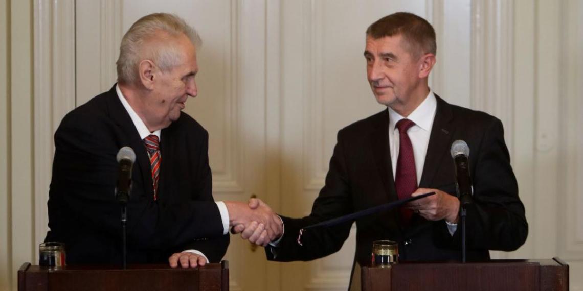 Высшее руководство Чехии объявило о готовности к разблокировке отношений с Россией