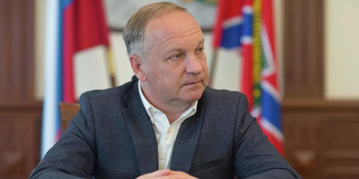 Бывший мэр Владивостока Олег Гуменюк задержан по делу о взятках