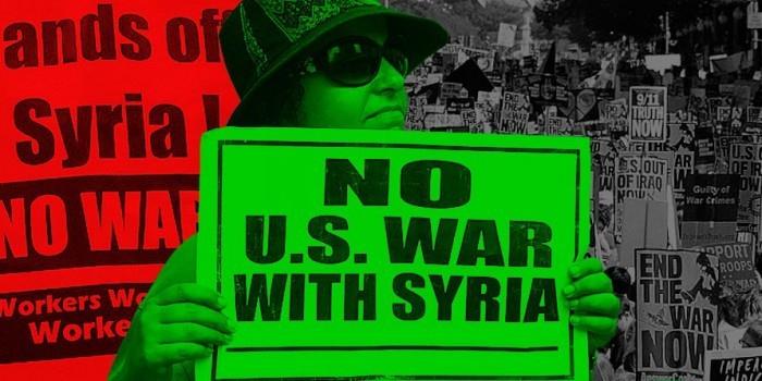 Оппозиция Трампу: кто в США выступает против войны в Сирии