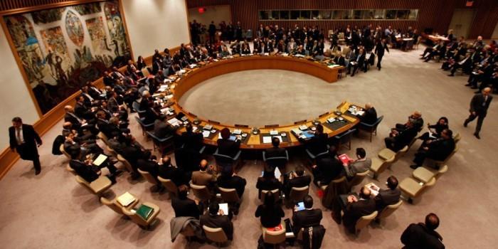 """Украина назвала """"сомнительным"""" присутствие России в Совбезе ООН"""