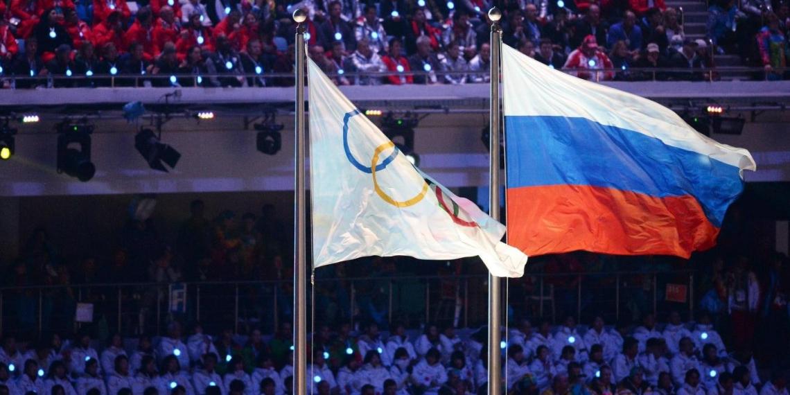 Российским спортсменам запретили выступать под своим флагом до 2022 года