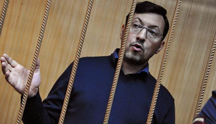 Националиста Поткина поместят в стационар для психиатрической экспертизы