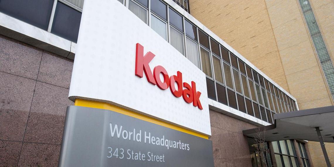 Kodak объявила о создании криптовалюты для фотографов