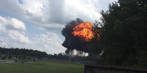 В США разбился четвертый военный самолет за неделю