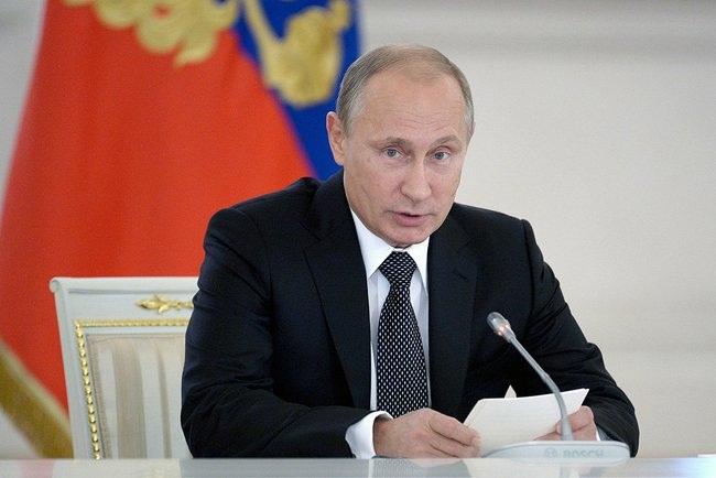 Путин призвал к рывку