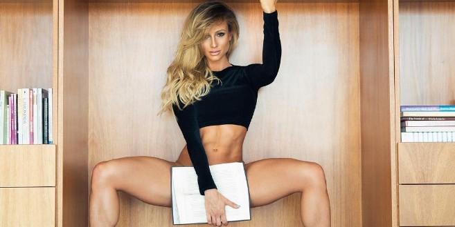 Знаменитая фитнес-модель шокировала своих поклонников снимками без фотошопа