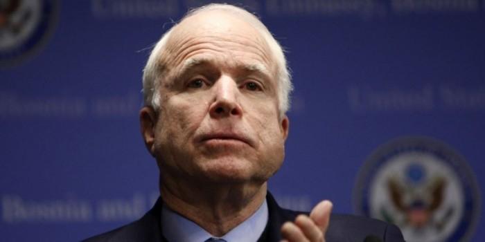 """Маккейн назвал создание """"исламской коалиции"""" провалом США"""