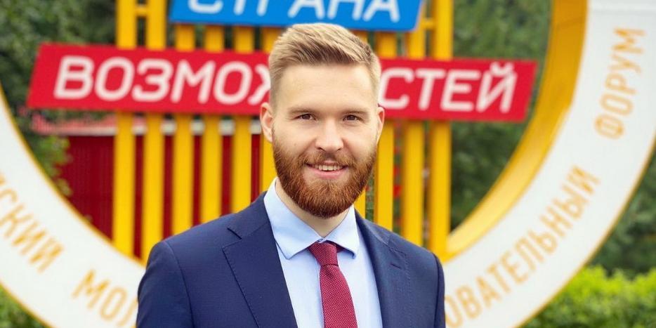 """Самый молодой """"Лидер России"""" назначен вице-губернатором Оренбургской области"""