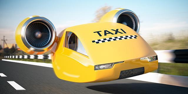 Uber и NASA совместно создадут летающее такси