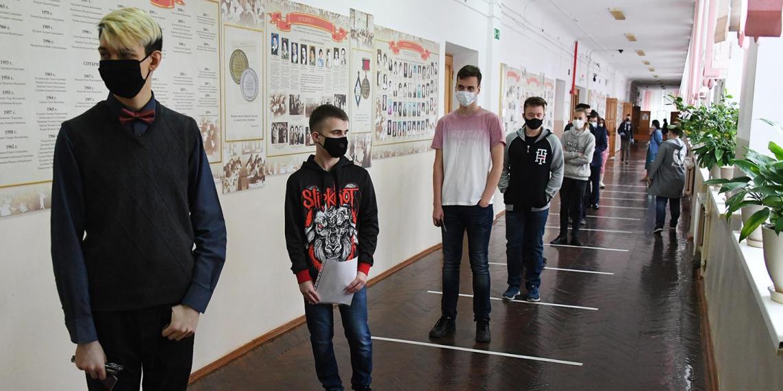Российским школьникам рассказали о подготовке к ЕГЭ и ОГЭ в пандемию