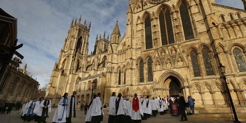 Церковь и Банк Англии извинились за связи с работорговцами