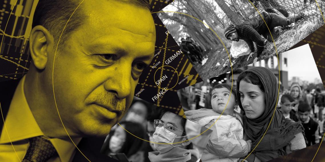 Корона черного лебедя: как Эрдоган помогает коронавирусу довести мировую экономику до коллапса
